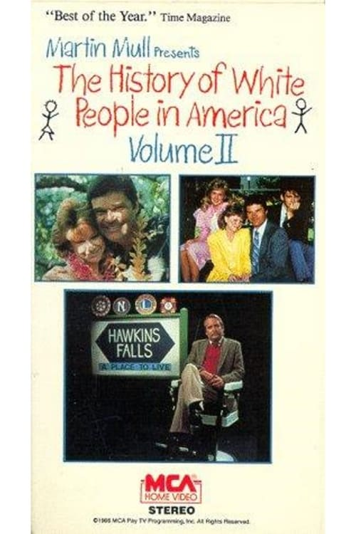 The History of White People in America: Volume II (1986)