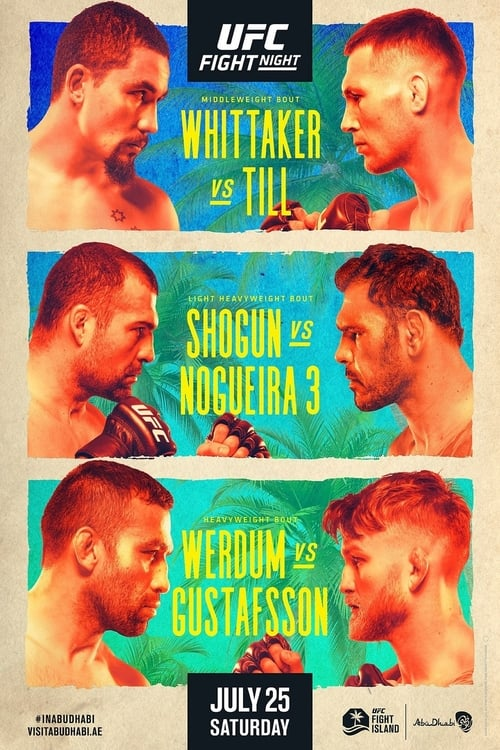 Image UFC on ESPN 14: Whittaker vs. Till