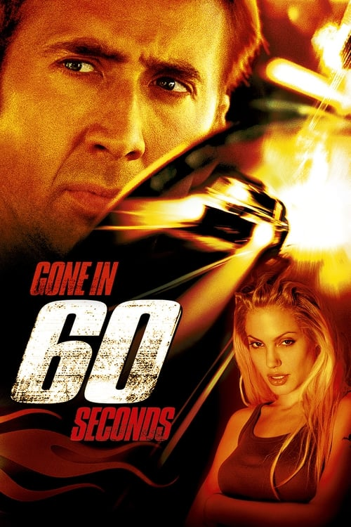 Gone in 60 Seconds - Poster