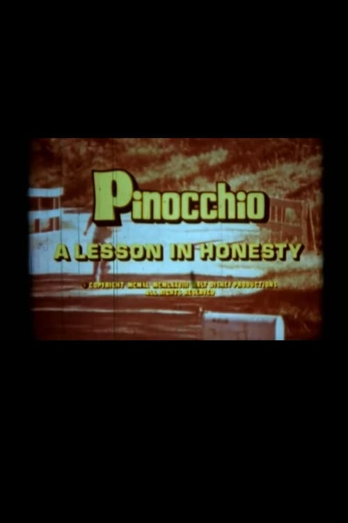 Filme Pinocchio: A Lesson in Honesty Em Boa Qualidade Hd 720p