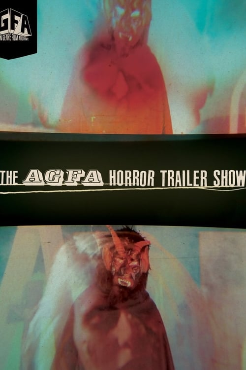 The AGFA Horror Trailer Show: VideoRage English Full Movier