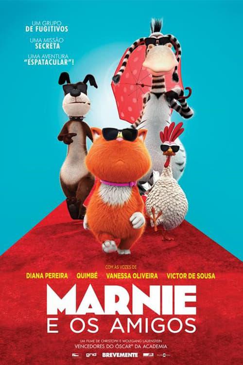 Assistir Marnie e os Amigos / Agente 00-Gato