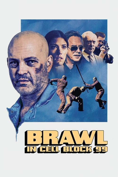 Largescale poster for Brawl in Cell Block 99