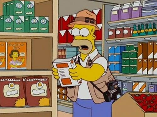 Homer, o Paparazzo