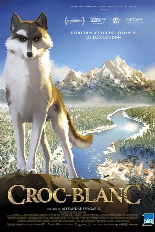 Croc-Blanc poster