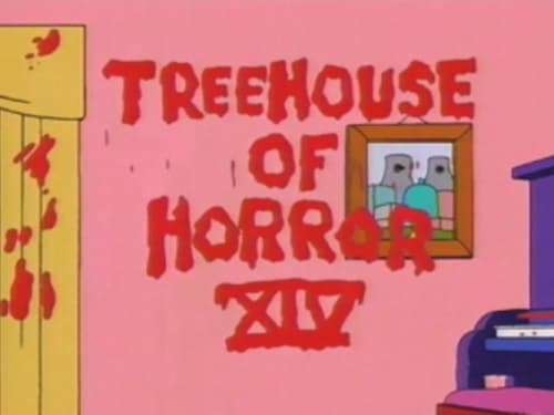 The Simpsons - Season 15 - Episode 1: Treehouse of Horror XIV
