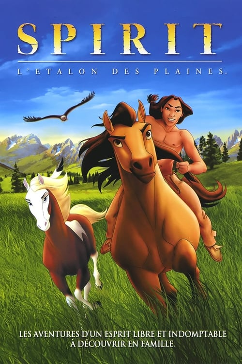 [HD] Spirit, l'étalon des plaines (2002) streaming film vf