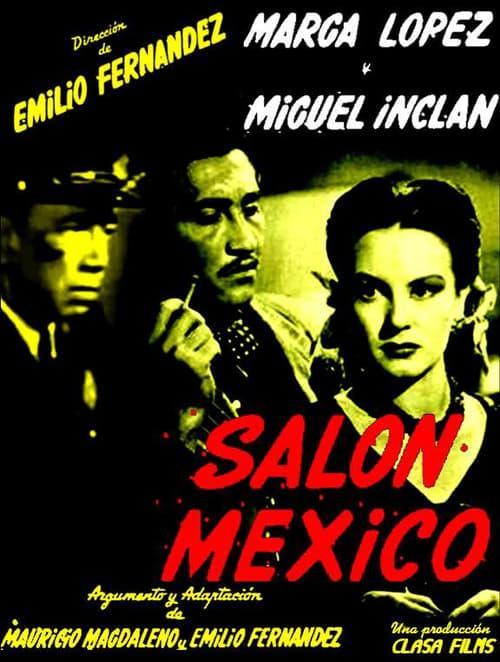 Film Salón México En Ligne