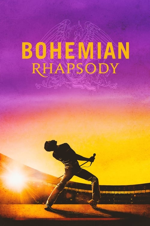 Bohemian Rhapsody EC Movie Poster