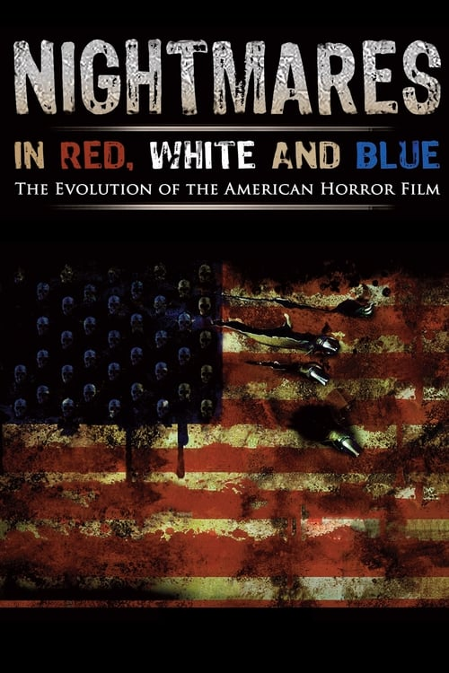 Largescale poster for Nightmares in Red, White and Blue