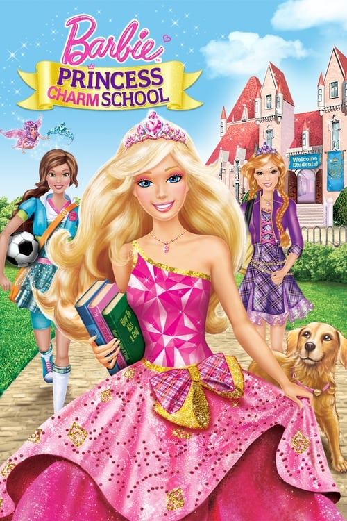 Barbie: Princess Charm School Poster