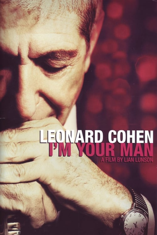 Largescale poster for Leonard Cohen: I'm Your Man