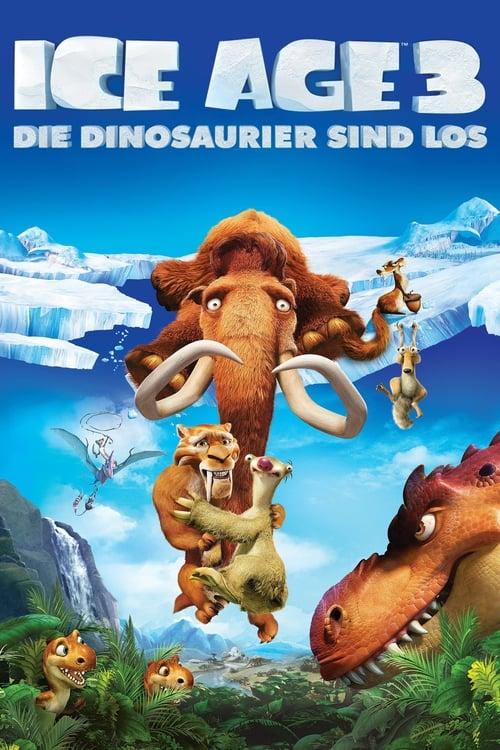 Ice Age 3 - Die Dinosaurier sind los - Animation / 2009 / ab 0 Jahre