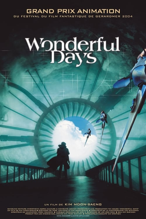 Regarde Le Film Wonderful Days En Bonne Qualité Hd 720p