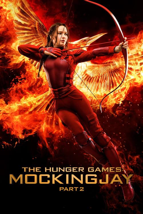 The Hunger Games: Mockingjay - Part 2 film en streaming