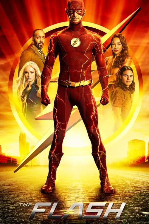 The Flash Season 3 Episode 6 : Shade