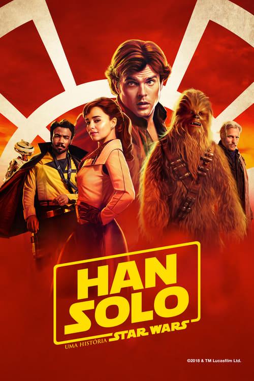 Assistir Han Solo: Uma História Star Wars 2018 - HD 720p Dublado Online Grátis HD