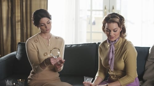 Pan Am: Season 1 – Episod New Frontiers