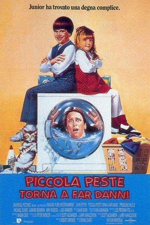 Piccola peste torna a far danni (1991)