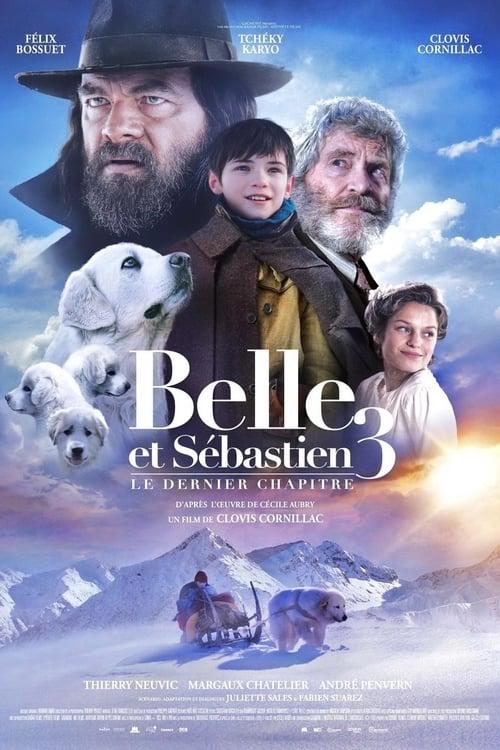 Belle et Sébastien 3 poster