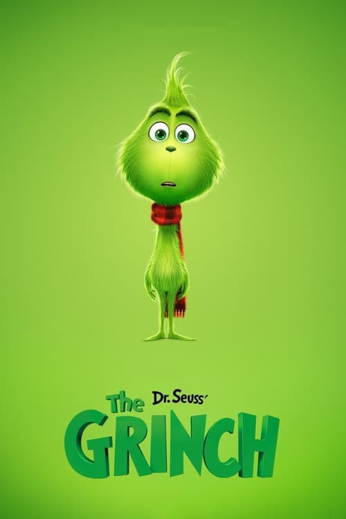 The Grinch 2D Movie Poster