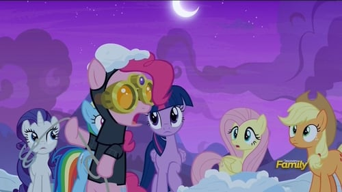 My Little Pony: Friendship Is Magic: Season 7 – Episode Not Asking for Trouble