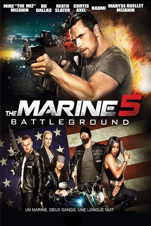 ★ The Marine 5: Battleground (2017) streaming film vf