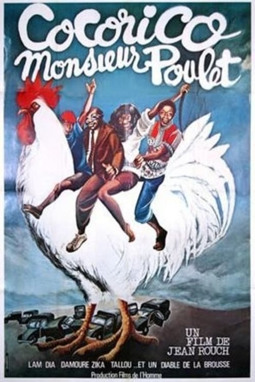 Cock-A-Doodle-Doo! Mr Chicken poster