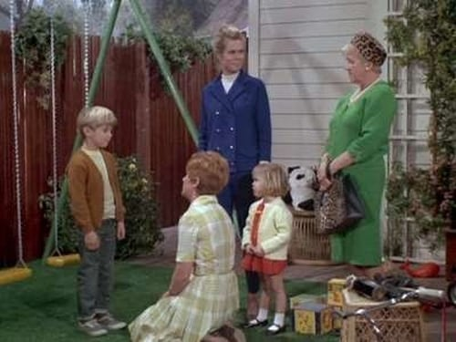 Bewitched: Season 4 – Episode Playmates