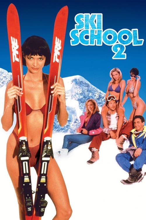 Largescale poster for Ski School 2