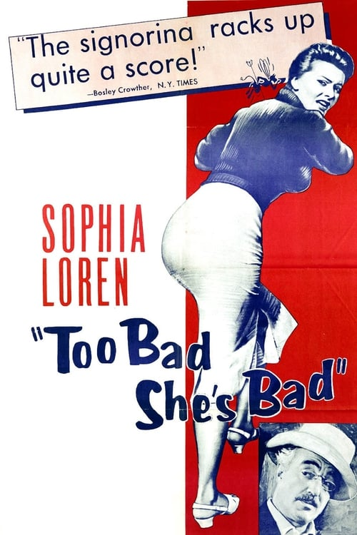 Too Bad She's Bad (1955)