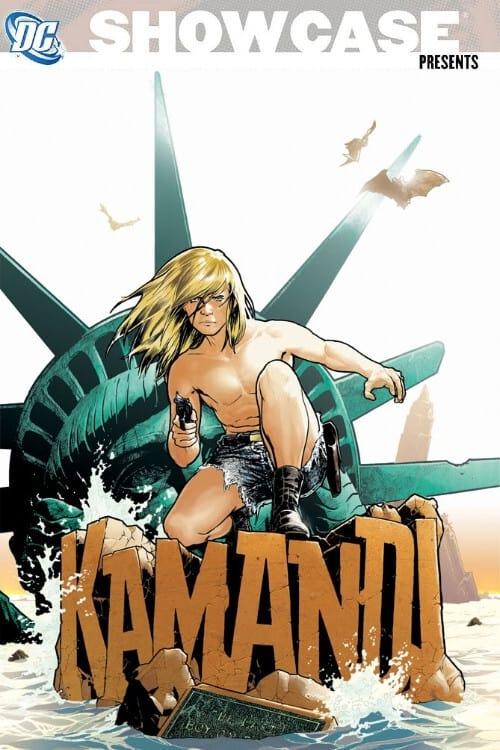 Kamandi: The Last Boy on Earth! Fast Download