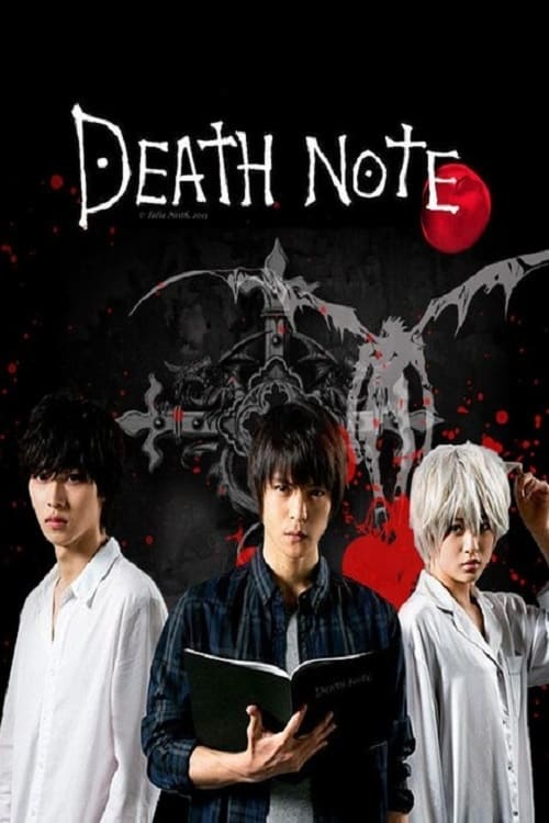 Death Note-Azwaad Movie Database