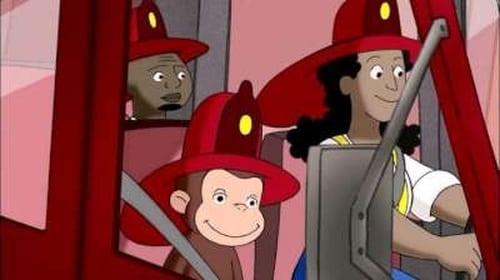 Curious George: Season 1 – Episod Curious George, Rescue Monkey
