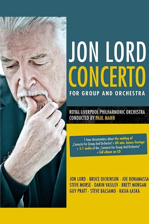 Jon Lord: Concerto for Group & Orchestra