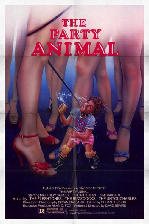 Largescale poster for The Party Animal