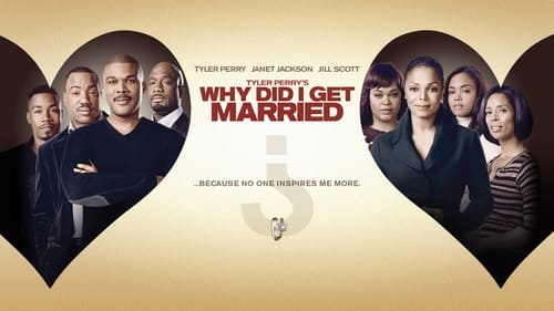 Why Did I Get Married? - Because we complete each other's sentences. - Azwaad Movie Database
