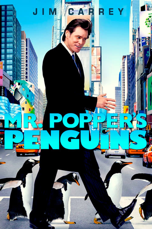 Watch Mr. Popper's Penguins (2011) Best Quality Movie