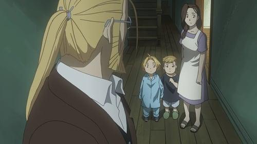 Fullmetal Alchemist: Brotherhood: Season 1 – Episod Family Portrait