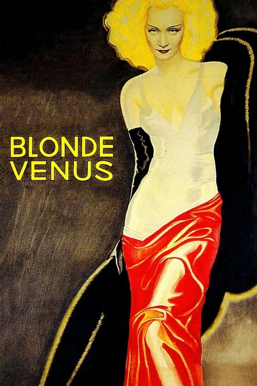 Blonde Venus poster