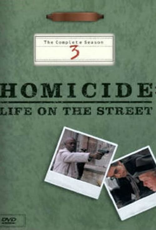 Homicide: Life on the Street Season 3