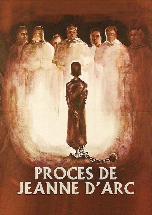 Mira La Película El proceso de Juana de Arco En Buena Calidad Gratis
