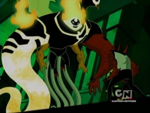Watch Ben 10 S4E07 Online