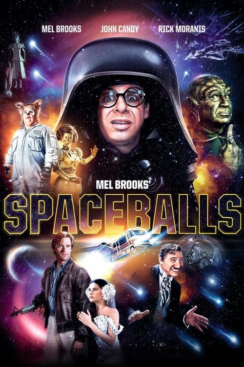 Download Spaceballs (1987) Best Quality Movie