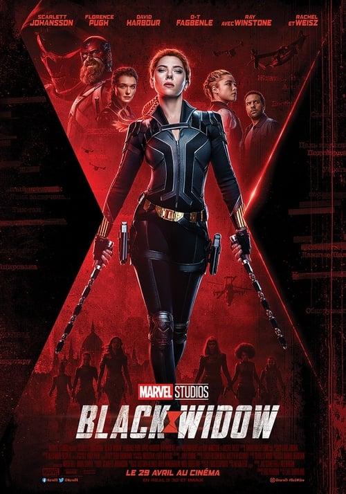 Voir Black Widow (2021) Streaming HD FR