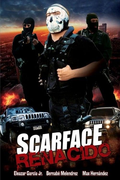 Scarface Renacido (2011) Poster