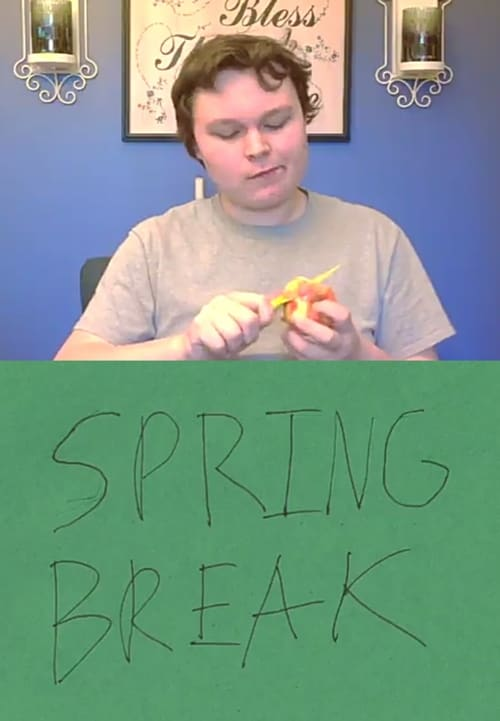 Spring Break Full Movie Watch Online