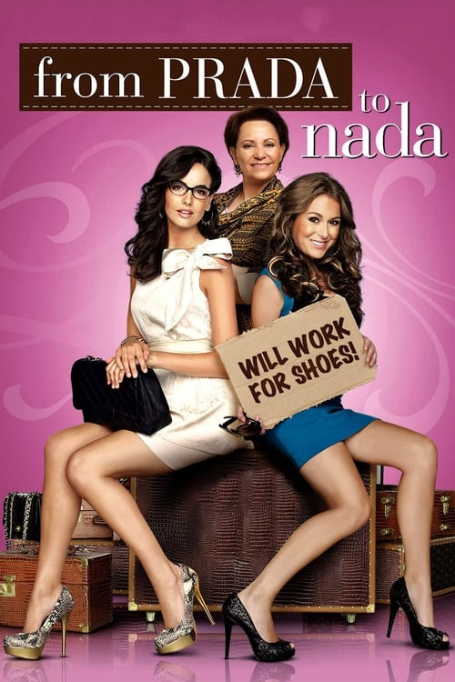 From Prada to Nada (2011) Poster