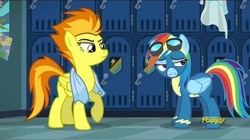 My Little Pony: Friendship Is Magic: Season 7 – Episode Parental Glideance
