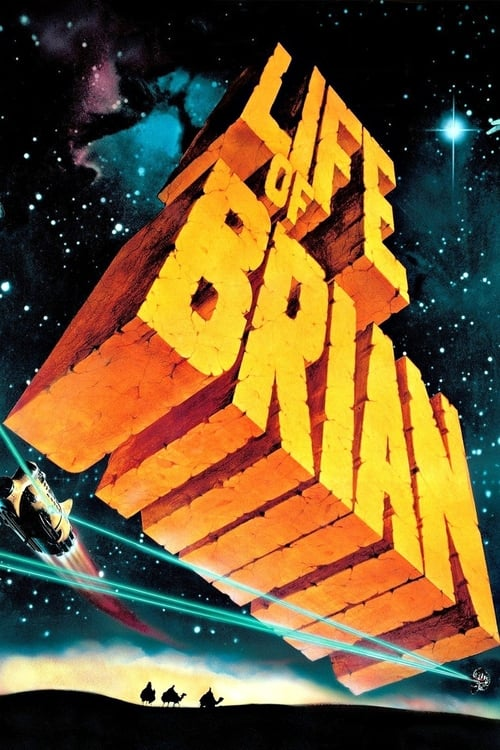 Largescale poster for Life of Brian